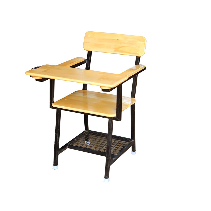 Seminar Hall Chair with Laptop Pad
