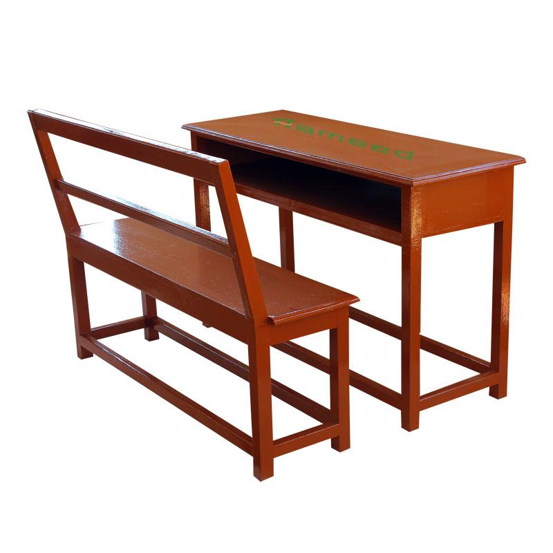 4 Ft Desk WBS & Bench