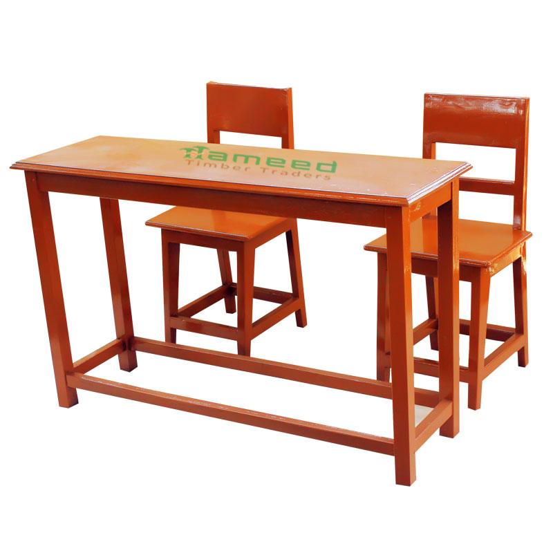 4 Ft Desk & Chair