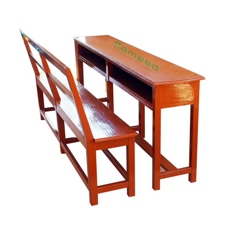 6 Ft Desk WBS & Bench