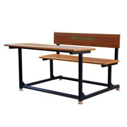 32 Inch Dual Desk