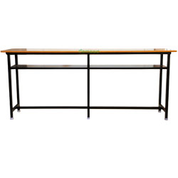 6 Ft Desk WBR CRS