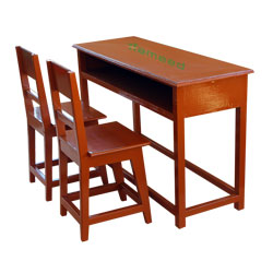 4 Ft Desk WBS & Chair