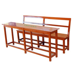 6 Ft Desk & Bench