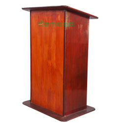 4 Ft H Podium (Big)